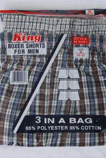Men's Boxer SHORTS Small/DZ