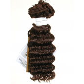 Hair Human Deep Wave 10-12 inch #2/PC