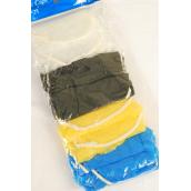 Shower Caps 80 pcs Color Mix/PK **Multi** 8 pcs per Bag,10 Bag= 1 Pack