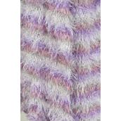 "Magic Scarf Purple Mix/DZ **Purple Mix** **Citrus** Size-13""x 64"" Wide,Display Card & OPP Bag & UPC Code"