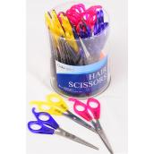 """Scissors Asst Color Handle 36 pcs/Drum 6.5"""",Pr Color Asst,36 pcs per Drum"""