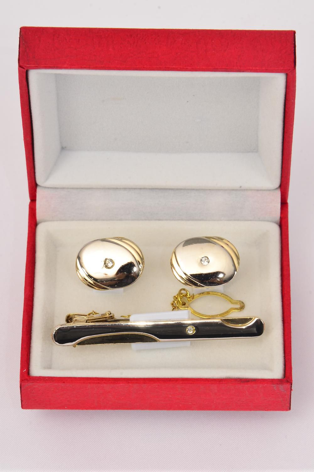 Tie Clip + Cuff Link Sets/Sets **Department Quaility**many style available