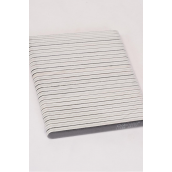 Emery Board Thick Straight Style 25 pcs/PK ** Good Quality**