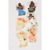 """Angel Magnets/DZ Size-2.75""""x 4""""x 0.75"""" Wide, Disply Box,Select Styles ,Choose from Below"""
