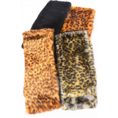 "Neck Scarf Faux fur Shine/PC match 99026 Size-36""x 5.5"" Wide,Choose Colors,W OPP Bag & UPC Code"