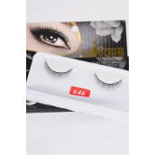 Eyelashes Style #646/DZ **Style #646** Individual Display Box UPC Code,12 Card=Dozen