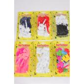 Barrettes Teddy Bear Mix/DZ Choose Colors,Each Card has UPC Code,12 Card= Dozen